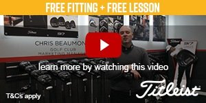 Titleist Complete Equipment Solution 2017